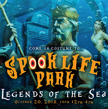 Spook Life Park: Legends of the Sea
