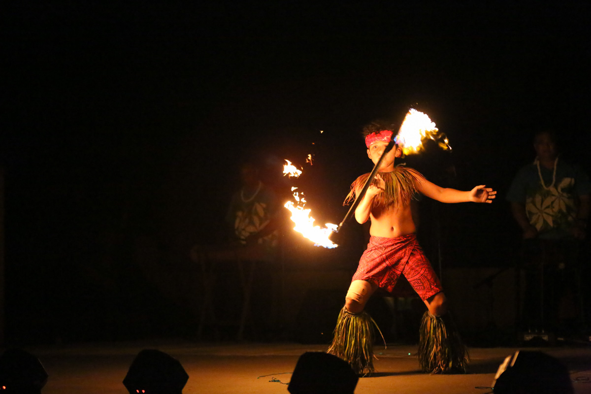 Dancer with Fire