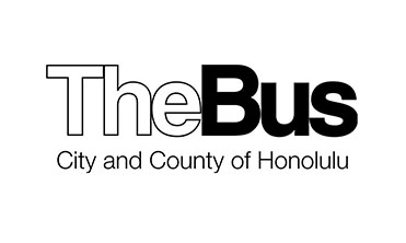 Honolulu bus service logo